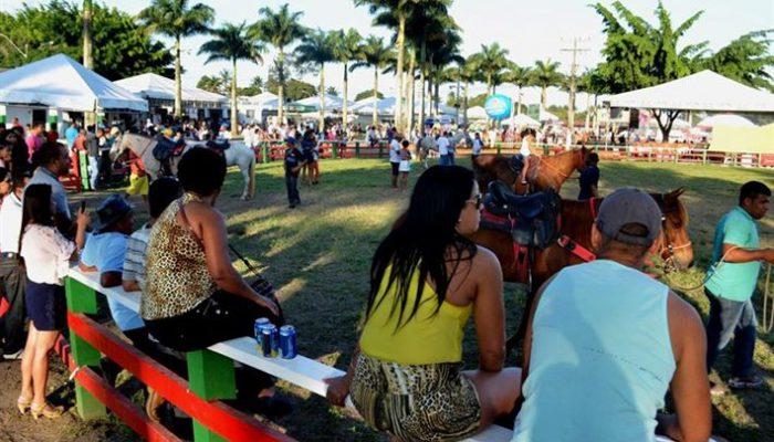 Evento segue até o domingo (13). Foto: Secom/PMFS.