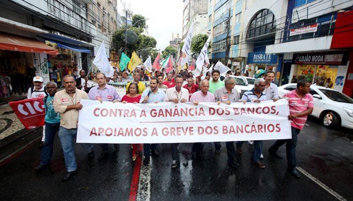 Movimento ganhou apoio de outras entidades. Foto: Site do Sindicato.