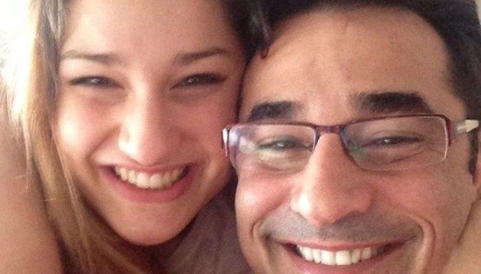Na foto com Sasha, sua filha com Xuxa, os dois aparecem muito sorridentes e coladinhos. (Foto: Reprodução / Instagram)