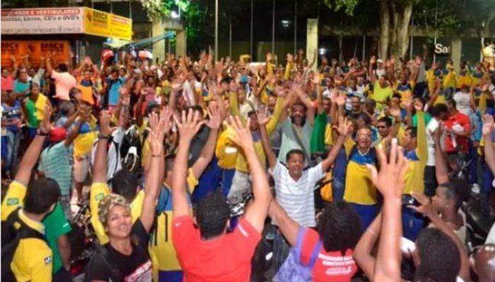 Categoria recusou proposta do Tribunal Superior do Trabalho (TST). Foto: Divulgação/Sincotelba.