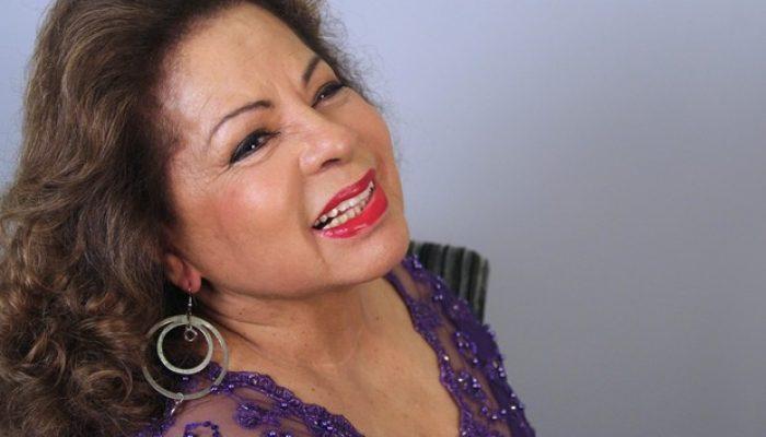 Angela Maria tem mais de 60 anos de carreira. Foto: Stela Handa.