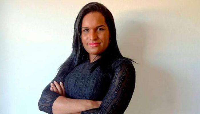 Samara Braga é candidata a prefeitura de Alagoinhas. Foto: Divulgação/PSOL.