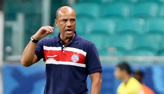 O trabalho de Sérgio no Bahia tem saldo positivo. Afinal, sob seu comando, o Tricolor venceu 29 partidas, empatou 20 e perdeu apenas 13. (Foto: Reprodução)