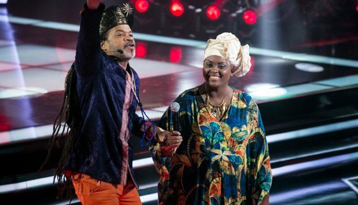 Brown comemorou ser o escolhido por Paula Sanffer. Foto: Isabella Pinheiro/Gshow