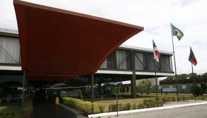 Sede do TRE-BA em Salvador. Foto: Mila Cordeiro.