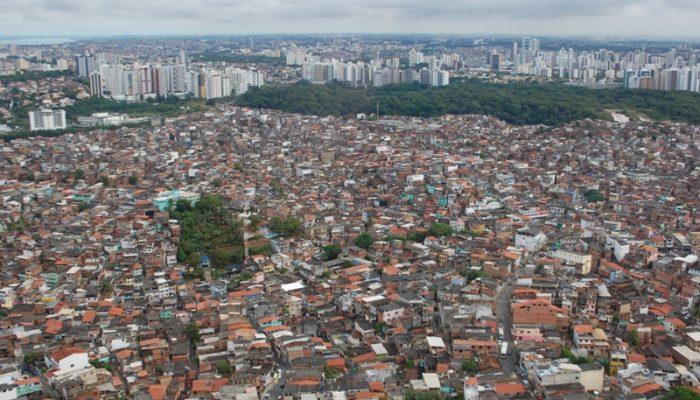 Caso ocorreu no Nordeste de Amaralina. Foto: cageografiaufba.blogspot.com.br.