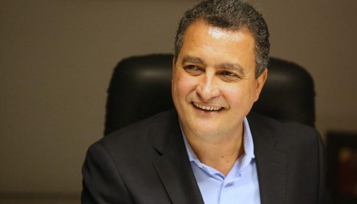 Governador Rui Costa anunciou medida através do Facebook. Fotos: Mateus Pereira/GOVBA