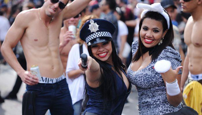 A 14ª Parada LGBT de Feira de Santana acontece no próximo domingo, 18 de outubro, (Foto: Reprodução / Reginaldo Tracajá)