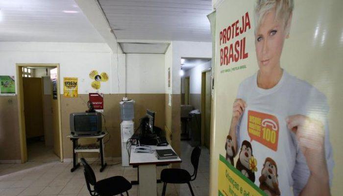 Sede do Conselho Tutelar no bairro de Pernambués. Foto: Marco Aurélio Martins.