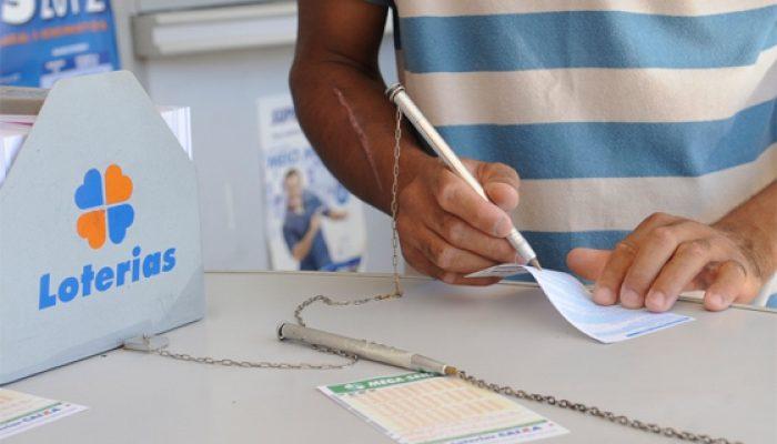 As apostas podem ser feitas na Bahia até às 18h. Foto: EBC.