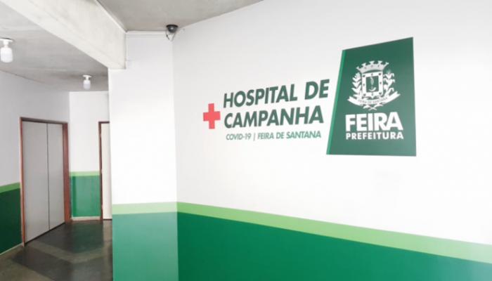 Hospital de Campanha feira de santana