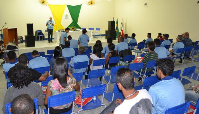 Radialistas fizeram perguntas aos palestrantes. Foto: José Barreto Jr.