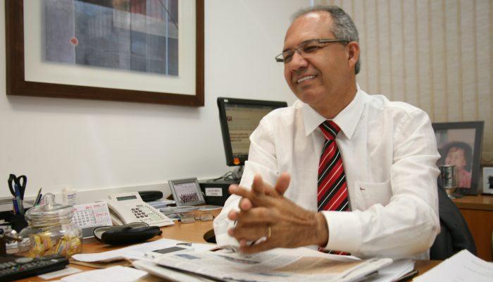 Geilson deixou o PTN após o partido passar para a base do governo. Foto: Ascom