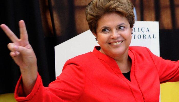 Dilma conseguiu ganhar algum fôlego com ações para barrar as movimentações pró-impeachment no Congresso. (Foto: Reprodução)