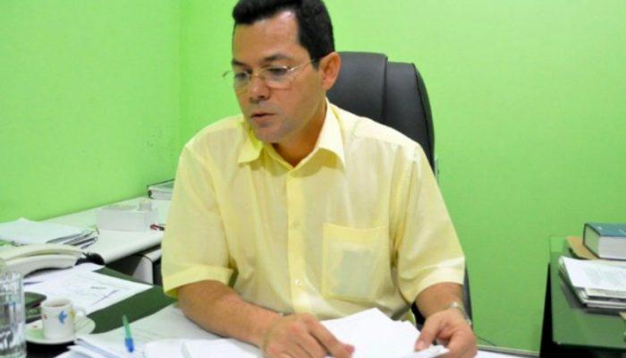 A exoneração foi feita a pedido dele que é major da Polícia Militar e quer seguir carreira na corporação.  (Foto: Reprodução)