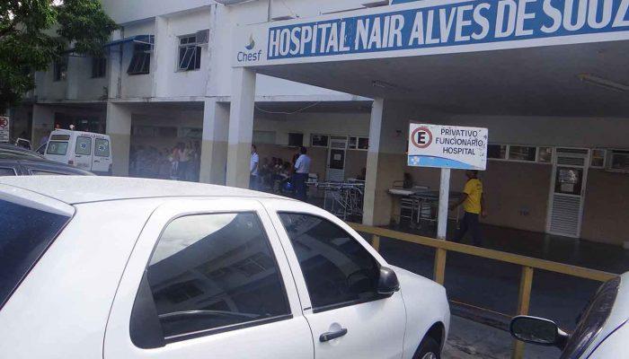 Hospital Nair Alves de Souza, em Paulo Afonso, é um dos quatro que podem se tornar hospitais universitários. Foto: Reprodução/Site do deputado Josias Gomes