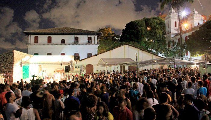 Jam no MAM é realizada desde 2007 - Foto Ligia Rizerio