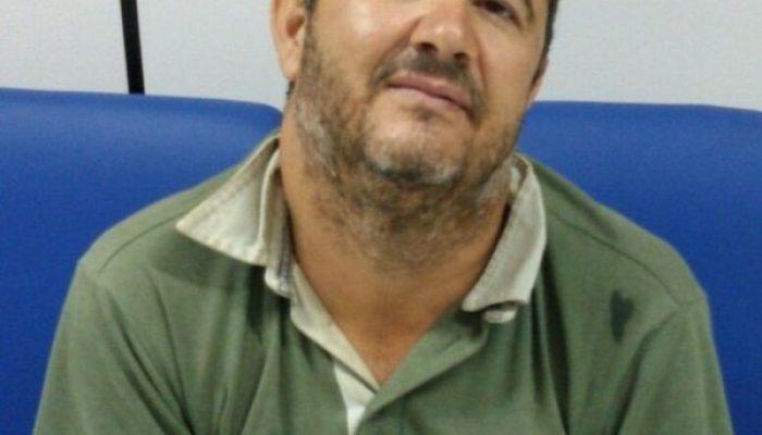 Miguel Vicente da Silva Oliveira tem antecedentes criminais por tráfico de drogas e é suspeito de integrar uma quadrilha de assalto a bancos. Foto: Divulgação/Polícia Civil