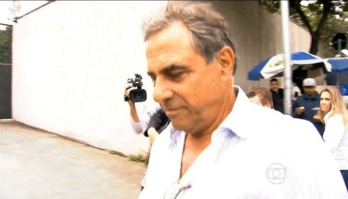 Em acordo de delação premiada, Milton Pascowitch disse que intermediou o pagamento de propina a Dirceu e ao PT. Foto: Reprodução/TV Globo