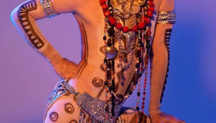 Aos 73 anos, Ney Matogrosso é dono de um corpo e performance no palco admiráveis