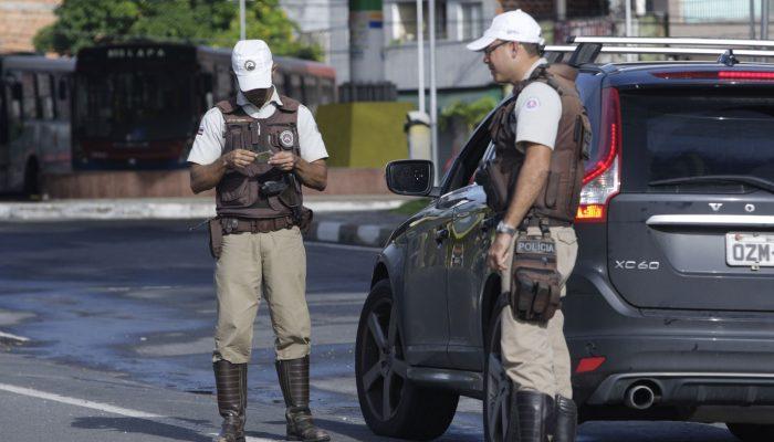 O reforço visa melhorar a segurança no feriadão (Foto: Elói Corrêa/GOVBA)