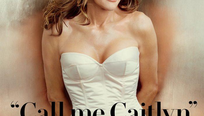 Jenner na capa da revista Vanity Fair deste mês de junho. Totalmente transformado em mulher  (Foto: Reprodução)