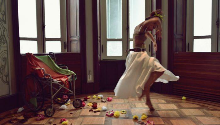 """""""Voyeur do Movimento: Uma Exposição de Dança"""" é o novo e inédito trabalho do BTCA. Foto: Adenor Gondim"""