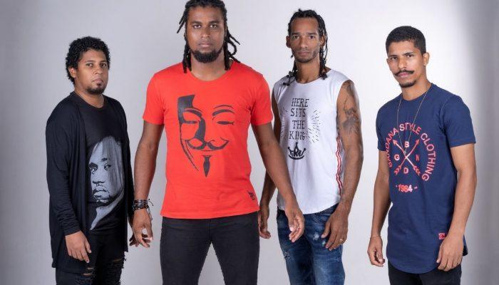 Já conhecida do público soteropolitano, a banda O Trevo volta aos palcos repaginada  (Foto: Reprodução)