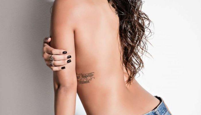 Cantora foi eleita em votação popular promovida pela revista VIP. Foto: Daniel Klajmic/ VIP/ Divulgação