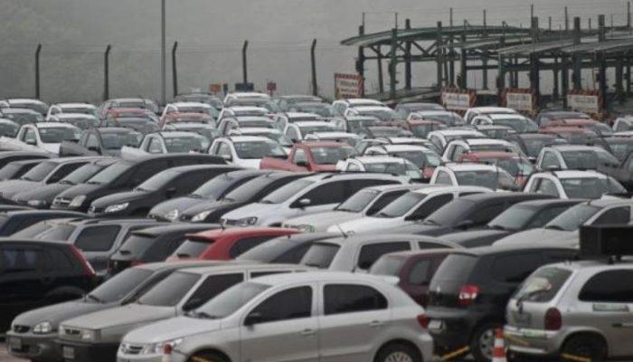 Vendas de veículos novos caíram 20,29% em 2016 quando foram emplacadas 3,17 milhões de unidades contra 3,98 milhões de 2015 (Foto: Agência Brasil/EBC)