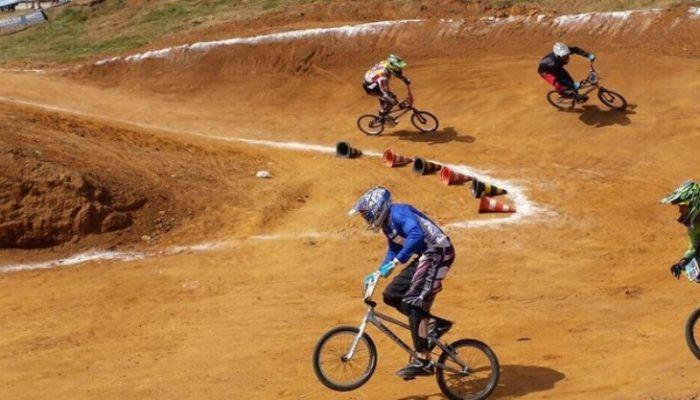 Copa do Brasil de Bicicross acontece nos dias 8 e 9 de agosto. Foto: Ronan Andrade/Arquivo Pessoal