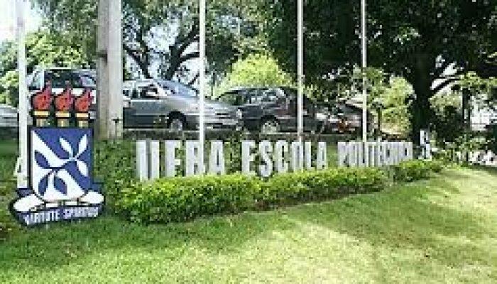 Escola Politécnica da UFBA fica no bairro da Federação