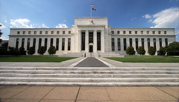 Fed tem mantido as taxas de juros de referência próximas de zero para dar suporte à recuperação da economia após a crise financeira. Foto: Reprodução/Floyd Yarmuth/CNN