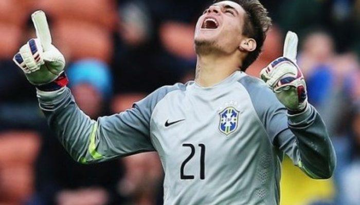 Jean está na lista para o amistoso da Seleção Brasileira Olímpica. Foto: Reprodução/Bocão News