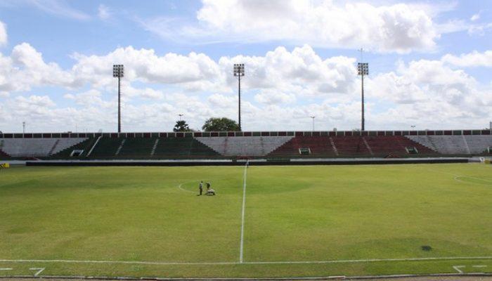 A partida será realizada em Feira de Santana porque os estádios de Salvador estão impedidos de sediar competições, entre 3 e 13 de agosto, por conta da disputa de jogos pela Olimpíadas.  (Foto: Secom)