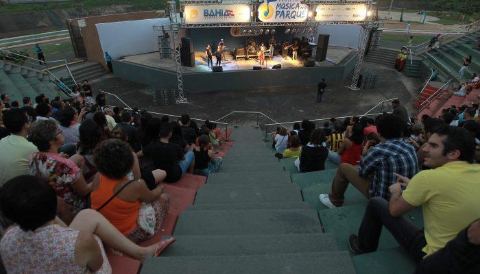 'Um Tributo a Raul Seixas' aconteceu no Parque Costa Azul, em Salvador. Foto: Raul Golinelli/GovBA