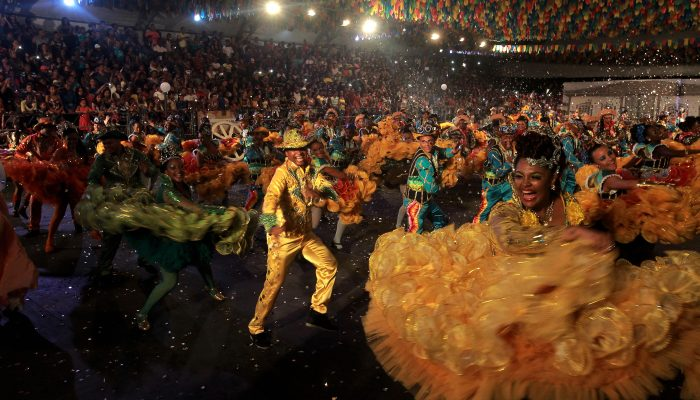 Campeonato reafirma a cultura nordestina. Foto: Raul Golinelli/GovBA