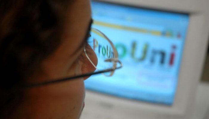 Inscrições para o ProUni começam amanhã (19) e seguem até as 23h59 do dia 22. Foto: Alex Regis