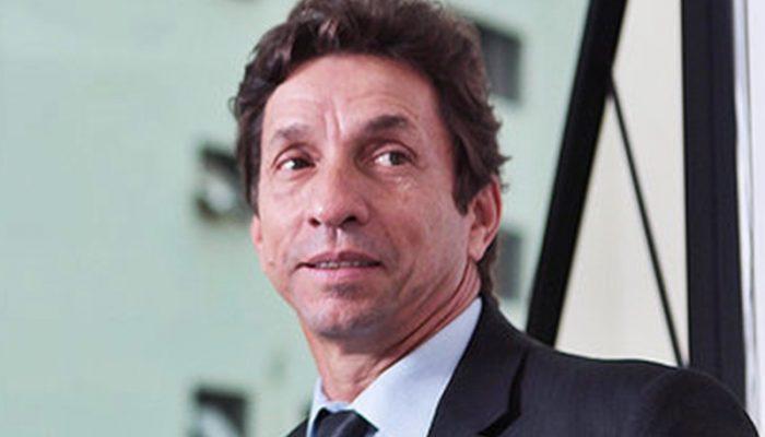 Sérgio Cunha Mendes, ex-vice-presidente da empreiteira Mendes Júnior, foi condenado a 19 anos e quatro meses da prisão. Foto: Reprodução/Ceará Agora