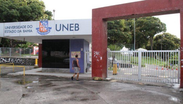 Uneb chegou a ter aulas nesta segunda-feira (10), mas a previsão é que atividades sejam paralisadas na terça (11). Foto: Evandro Veiga/Arquivo Correio
